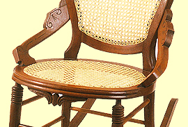 Caning Is A Method Of Weaving Chair Seats And Other Furniture Either While  Building New Chairs Or In The Process Of Cane Chair Repair. The Material  Used In ...